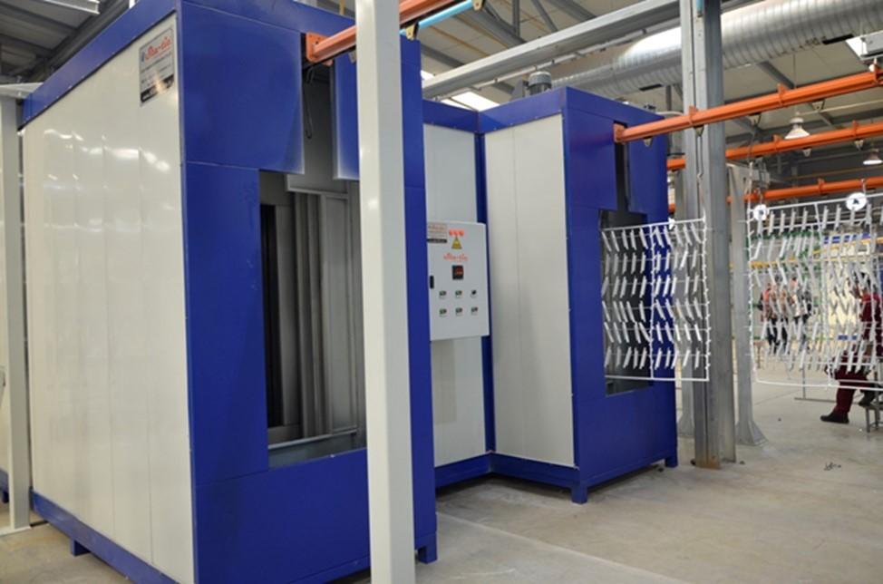 Автоматическая печь полимеризации
