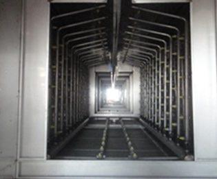 Туннель для покраски