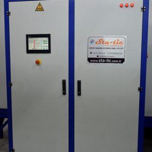 Главная электрическая панель управления