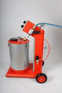Газопламенное оборудование Flame Spray
